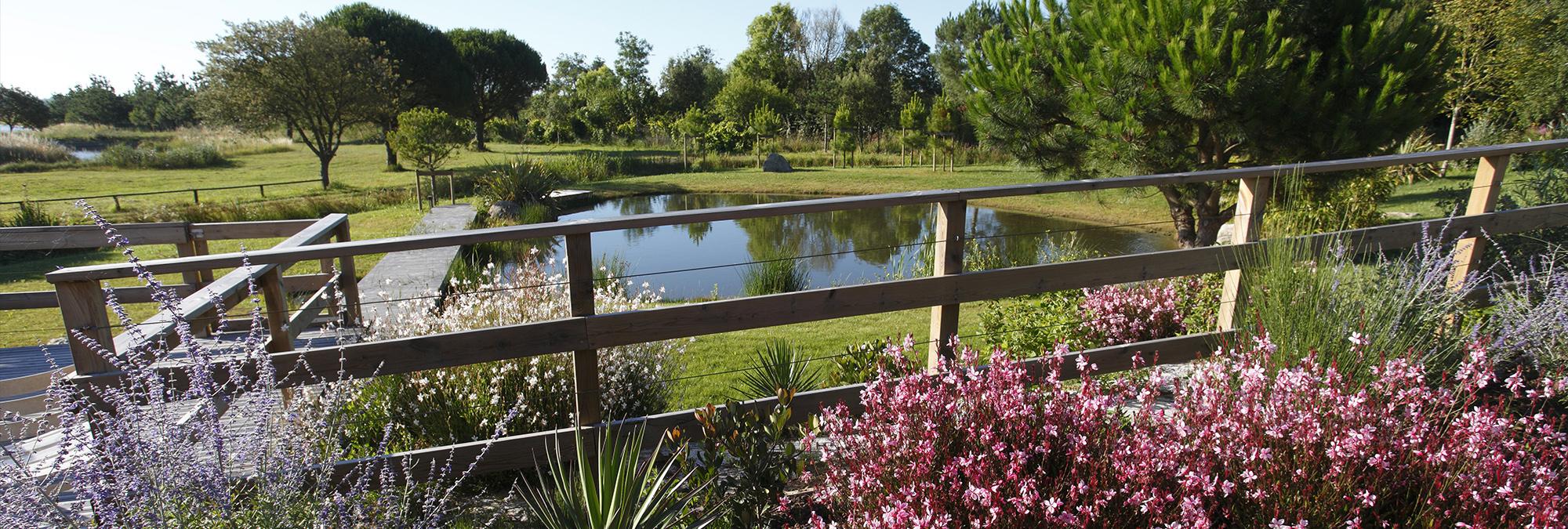 Paysagiste en vend e id jardin olonne sur mer for Entretien jardin vendee