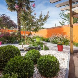 Entretien jardin minéral